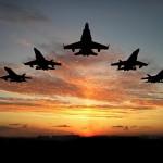 Funkkontakt abgerissen: Abfangjäger bringen Passagierflugzeug in Stuttgart zur Landung
